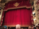 From my seat at La Scala